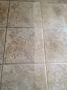 I-V-Lee Carpet Cleaning before and after tile